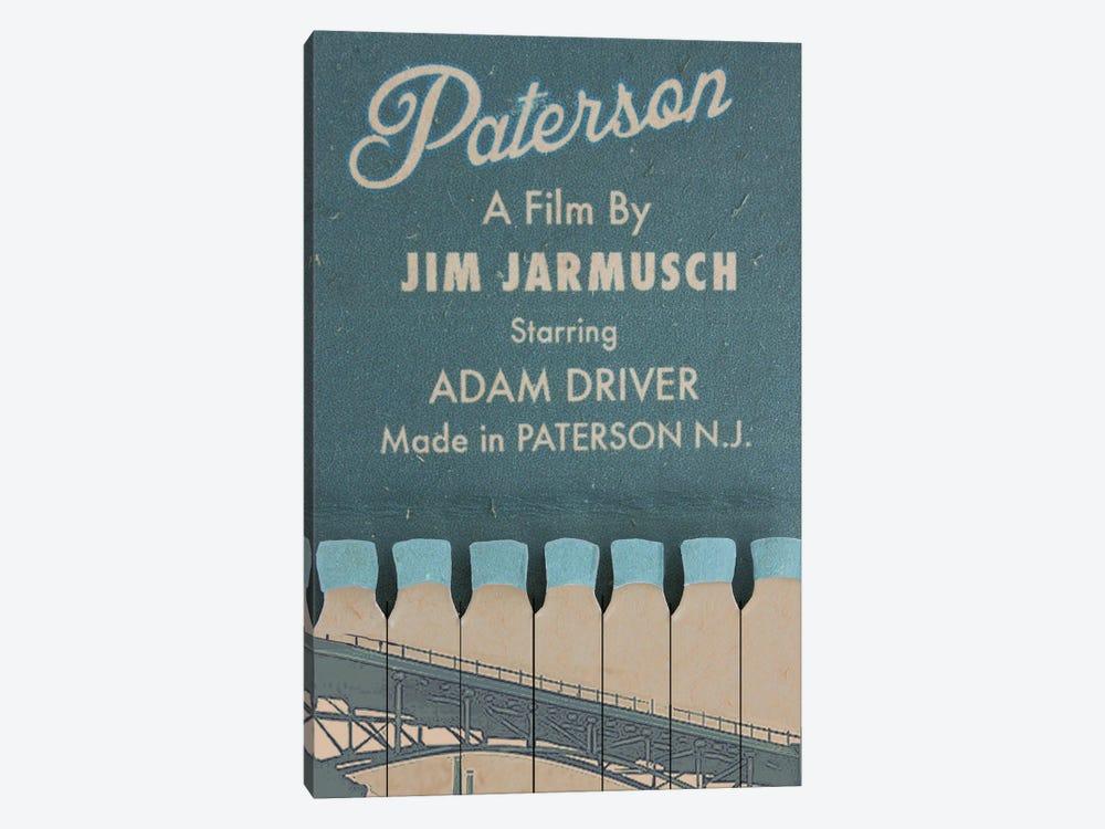 Paterson (2016) by Jordan Bolton 1-piece Canvas Print
