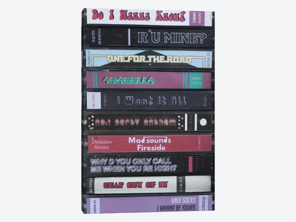 Arctic Monkeys - A.M. As Cassettes by Jordan Bolton 1-piece Canvas Art