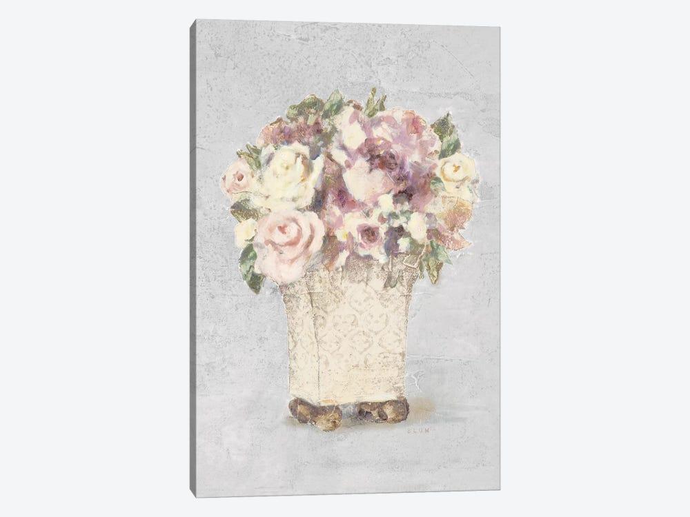 Parlor Roses II Sage by Cheri Blum 1-piece Art Print