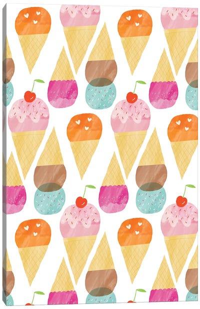 Everyday Summer Loving II Canvas Art Print
