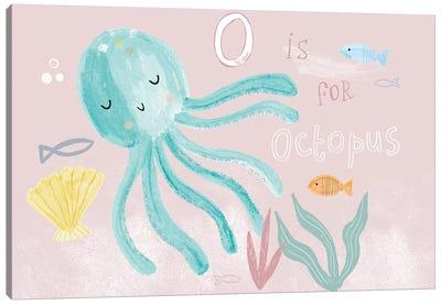 Everyday Under The Sea II Canvas Art Print