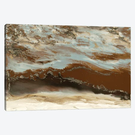 Copper River Canvas Print #BLY16} by Blakely Bering Canvas Artwork
