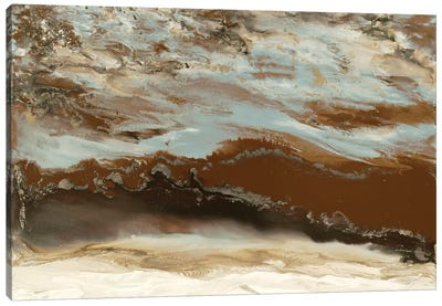 Copper River Canvas Art Print