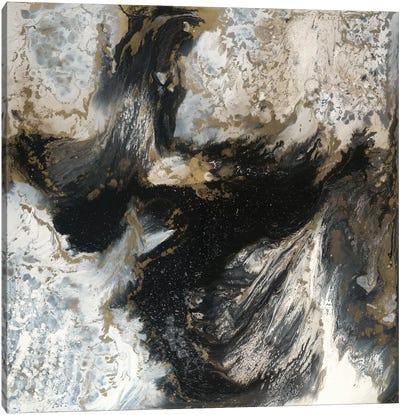 Cosmic Storm Canvas Art Print