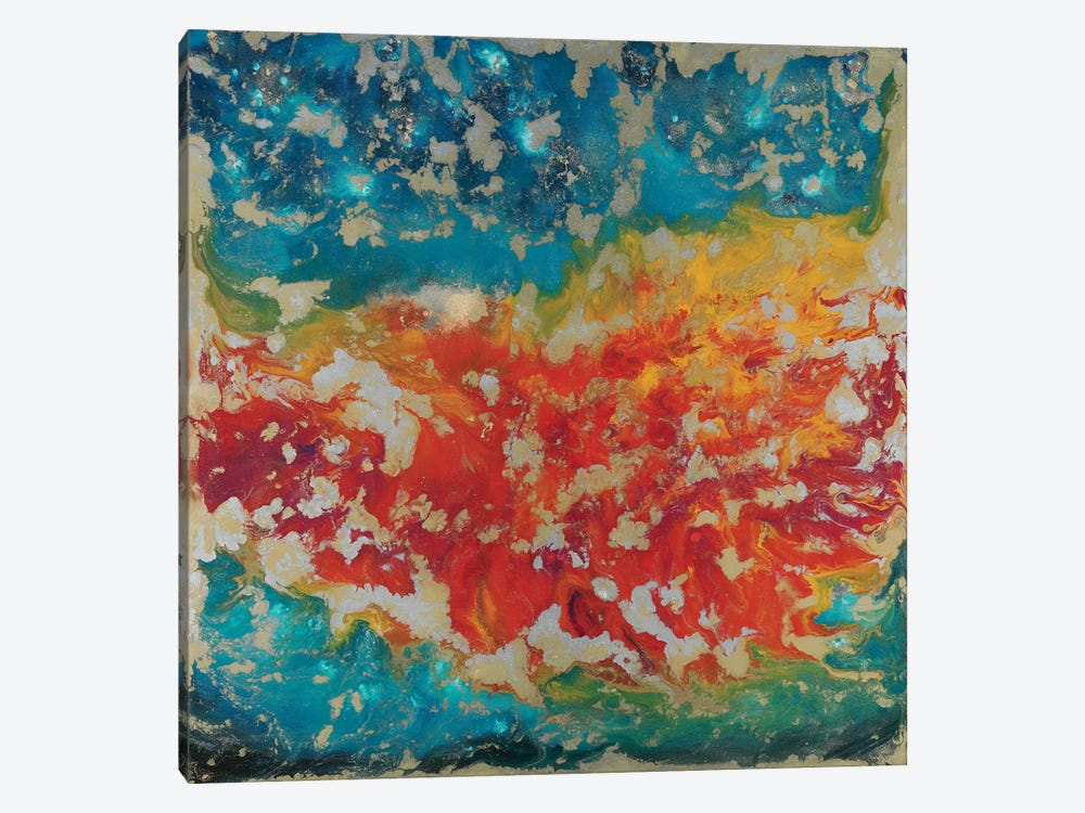 Dawn Glow by Blakely Bering 1-piece Canvas Art