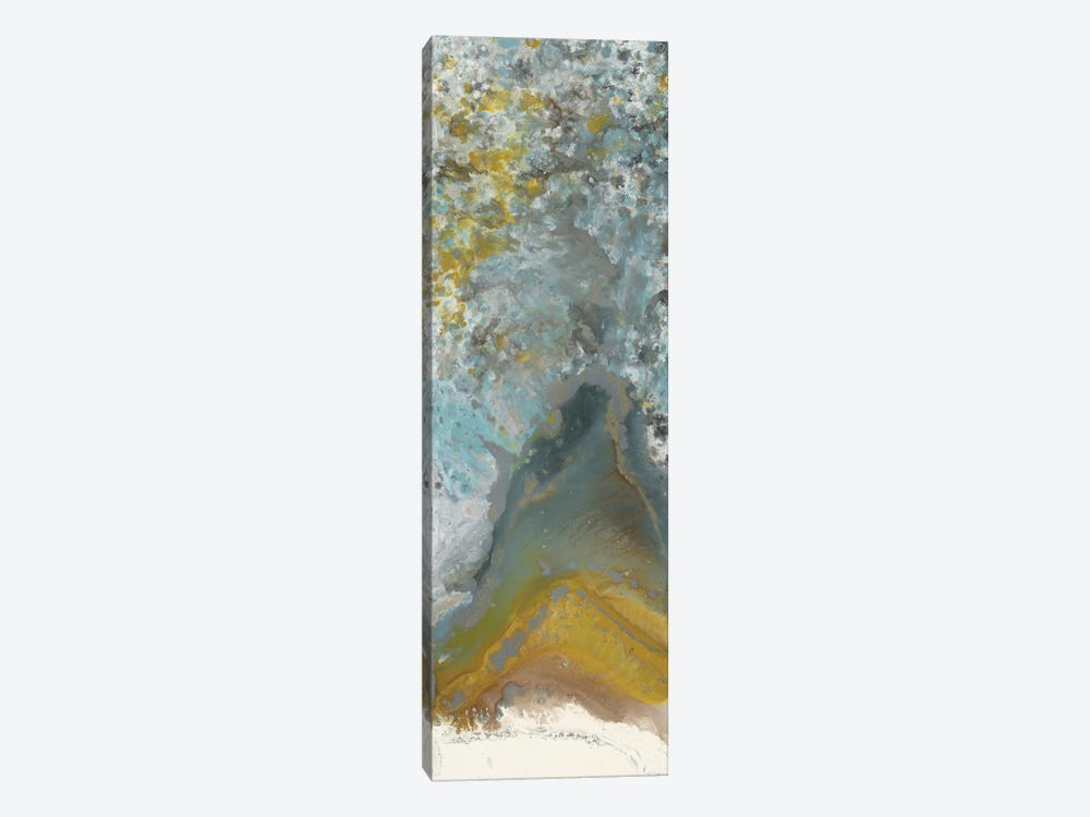 Golden Bloom by Blakely Bering 1-piece Art Print