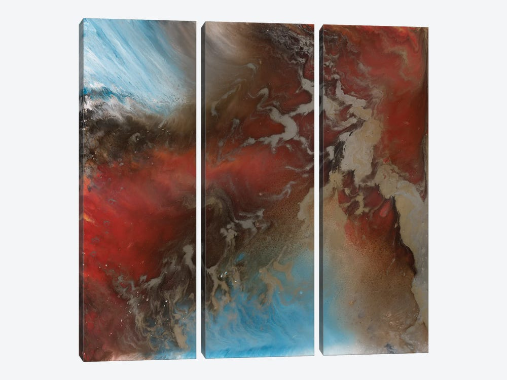Grand Junction by Blakely Bering 3-piece Canvas Artwork