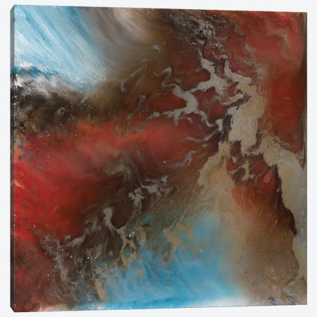 Grand Junction Canvas Print #BLY26} by Blakely Bering Art Print