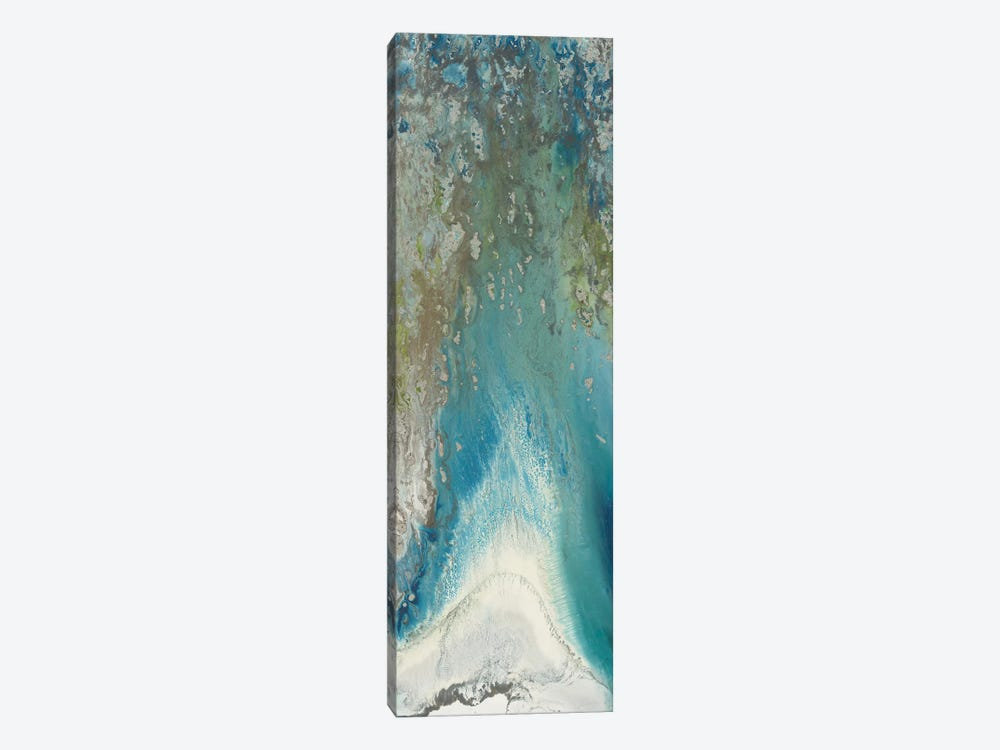 Heliotrope I by Blakely Bering 1-piece Canvas Print