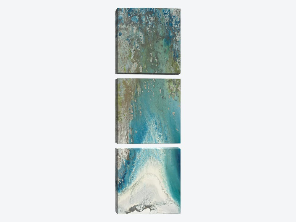 Heliotrope I by Blakely Bering 3-piece Art Print