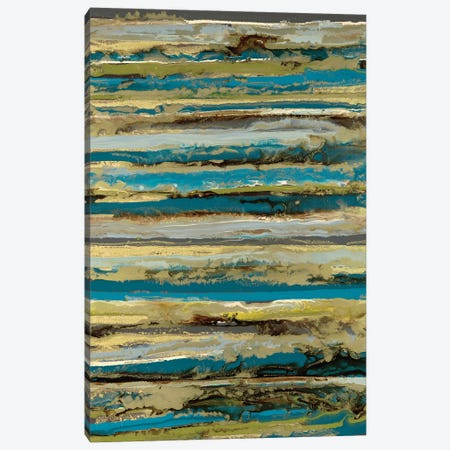 Lines Canvas Print #BLY31} by Blakely Bering Art Print