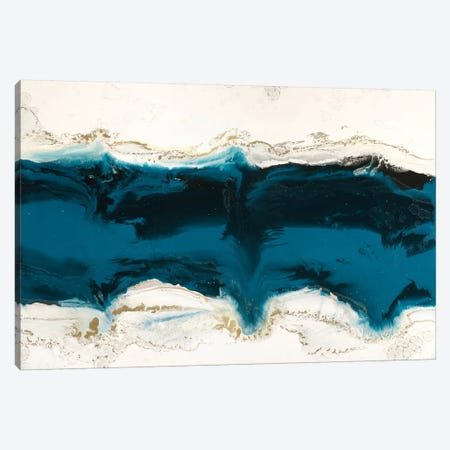 Liquid Ice Canvas Print #BLY32} by Blakely Bering Canvas Print