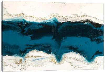 Liquid Ice Canvas Art Print