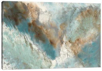 Liquid Versus Nature Canvas Art Print