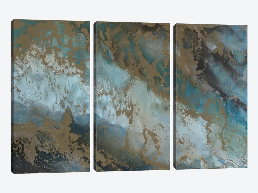 Mesmerized by Blakely Bering 3-piece Canvas Art Print