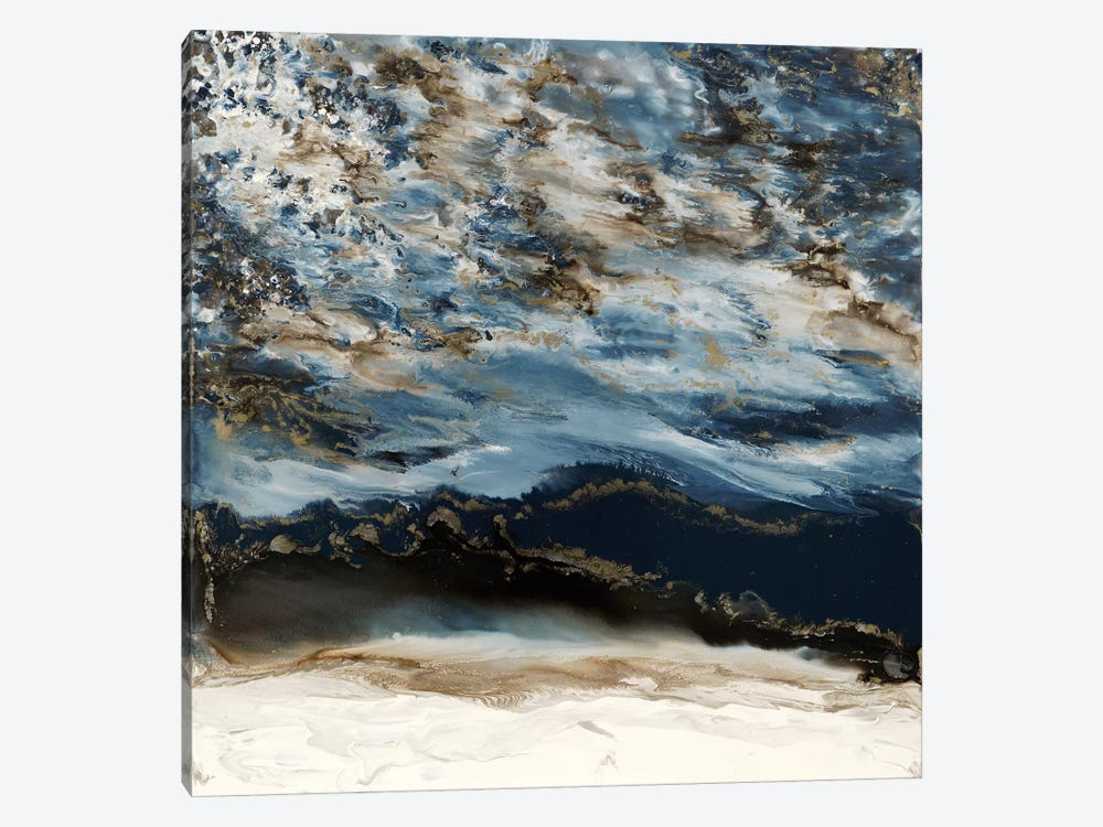 Midnight Wave by Blakely Bering 1-piece Art Print