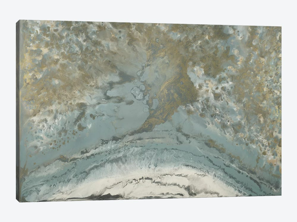 Along The Coast by Blakely Bering 1-piece Art Print