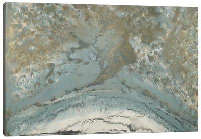 Along The Coast Canvas Print #BLY3