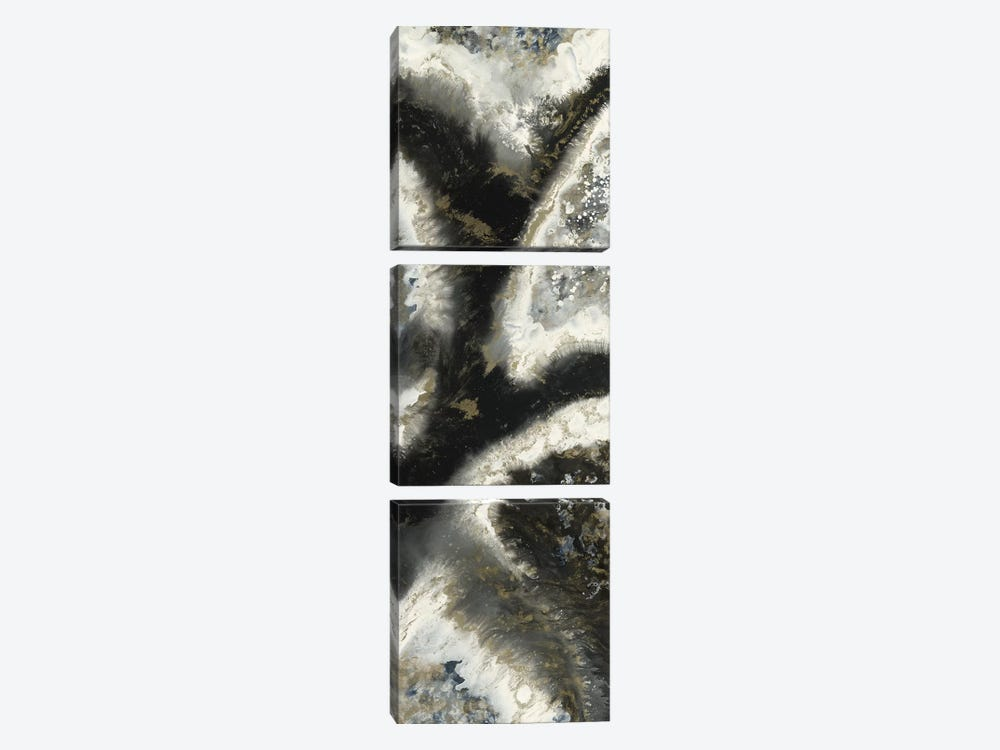 Moss Agate by Blakely Bering 3-piece Canvas Print