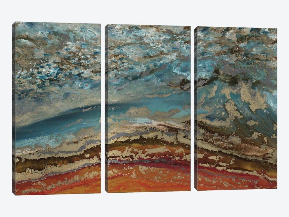 Red Ridge by Blakely Bering 3-piece Art Print