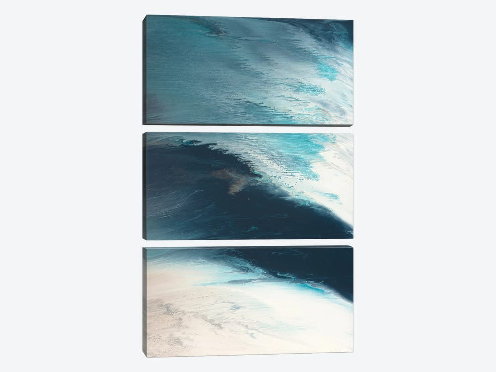 Sky Washed by Blakely Bering 3-piece Canvas Print