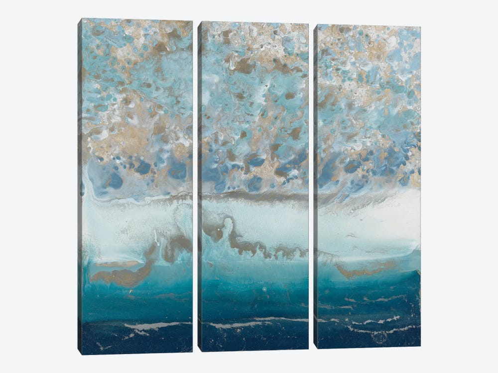 The Keys I by Blakely Bering 3-piece Canvas Artwork
