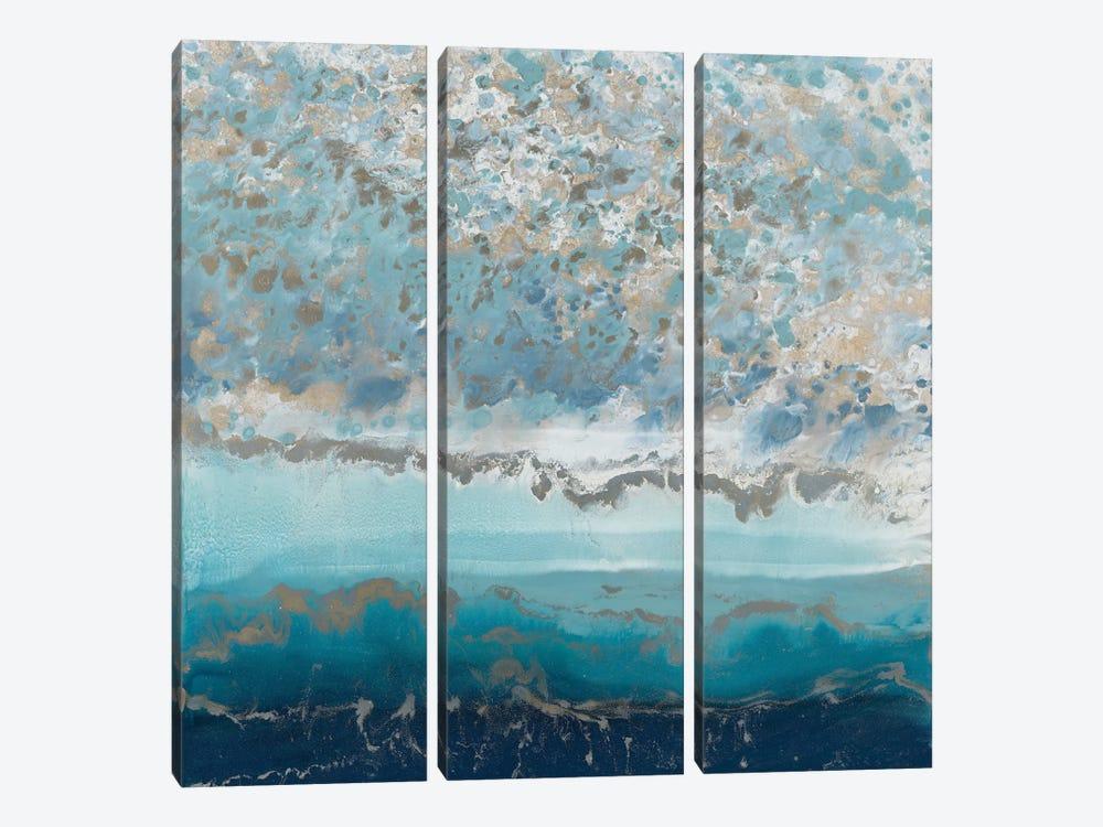 The Keys II by Blakely Bering 3-piece Canvas Art Print