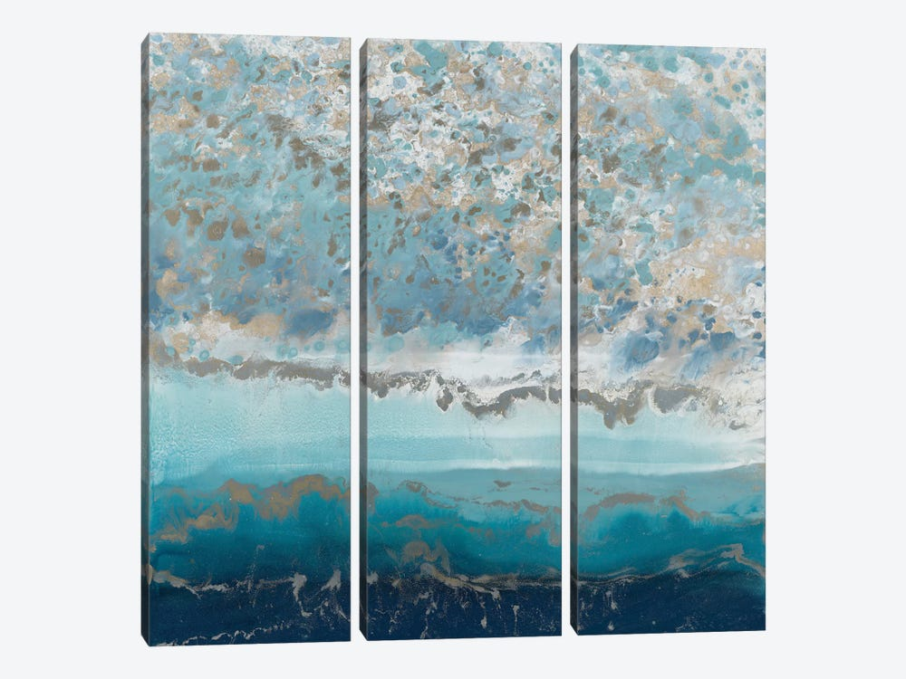 The Keys II by Blakely Bering 3-piece Canvas Art Print
