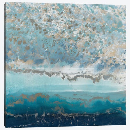 The Keys II Canvas Print #BLY56} by Blakely Bering Canvas Art