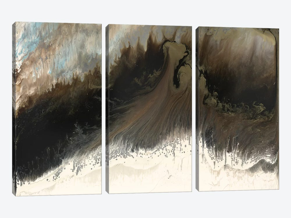 Transcendental by Blakely Bering 3-piece Canvas Print