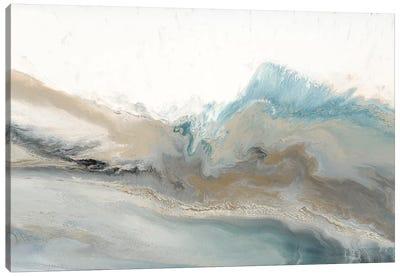 Coastline Whisper Canvas Art Print