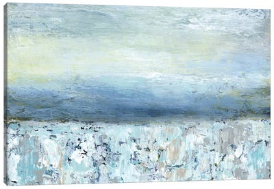 Evening In Retrospect Canvas Art Print