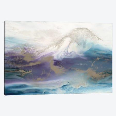 Harmony Beach Canvas Print #BLY72} by Blakely Bering Canvas Art Print