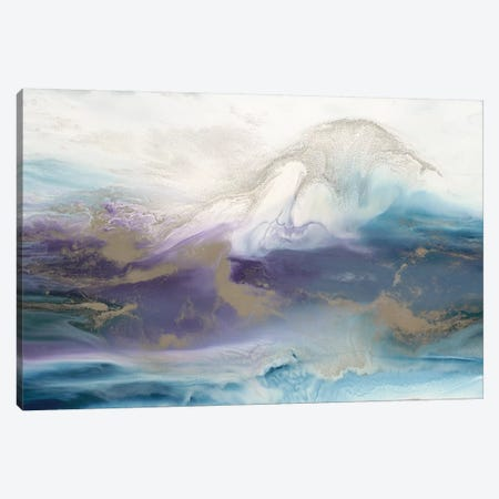 Harmony Beach Canvas Print #BLY72} by Blakely Bering Canvas Art Print