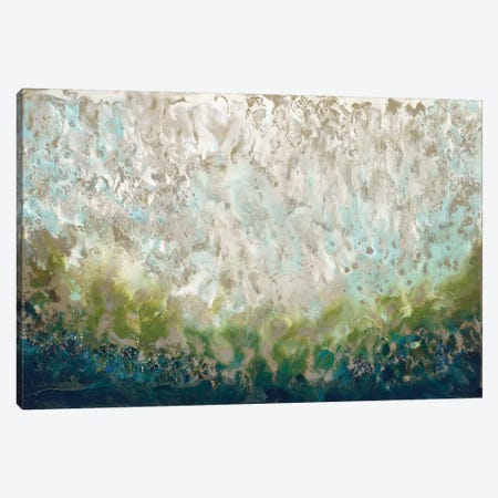 Liquid Forrest Canvas Print #BLY74} by Blakely Bering Canvas Artwork