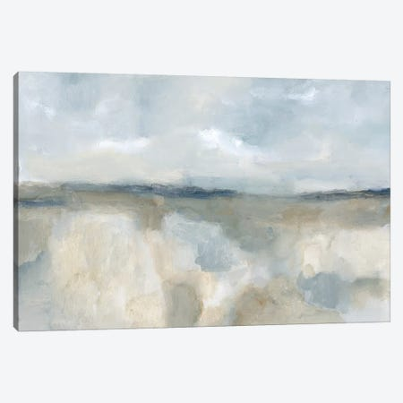 Neutral Coast Canvas Print #BLY76} by Blakely Bering Canvas Artwork