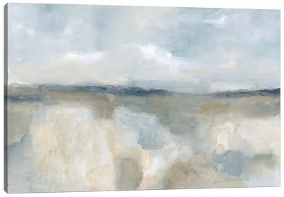 Neutral Coast Canvas Art Print
