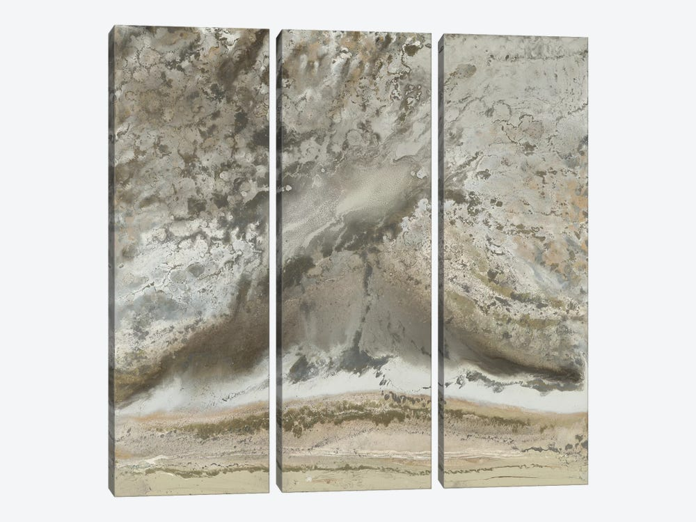 Calm Terrain by Blakely Bering 3-piece Canvas Artwork