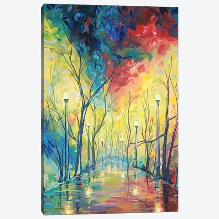 Mark Street Canvas Print #BMD61} by Betsy McDaniel Canvas Art