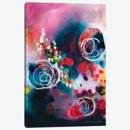 Sweet Twirl Of Fate Canvas Print #BMG10} by Brenda Mangalore Canvas Art