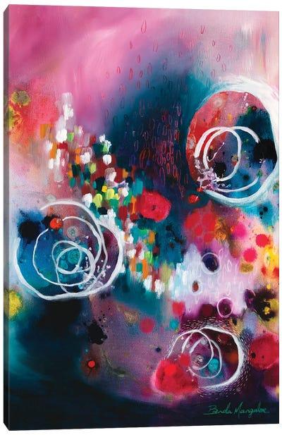 Sweet Twirl Of Fate Canvas Art Print