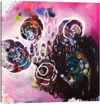 Memory Making Conversations Canvas Art Print
