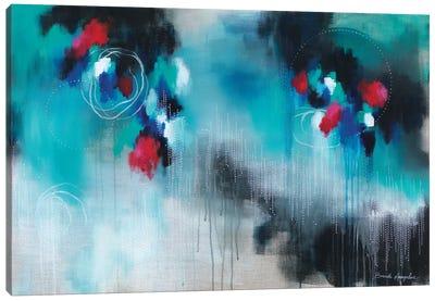 Gentle Whispers Canvas Art Print
