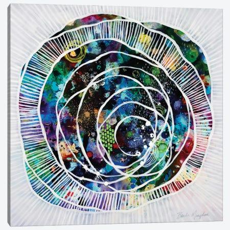 "Esmerelda ""Essie"" (Soul Seed Series) Canvas Print #BMG24} by Brenda Mangalore Canvas Artwork"