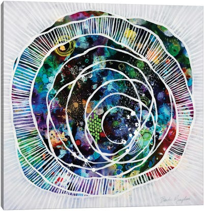 "Esmerelda ""Essie"" (Soul Seed Series) Canvas Art Print"