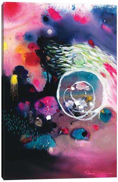 Sweet Daydreams Canvas Art Print