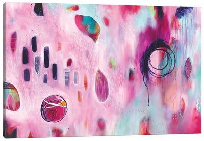 Courageous Surrender Canvas Art Print