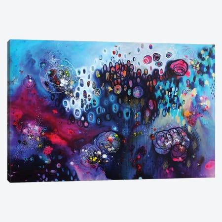 A Thousand Ways A Thousand Days Canvas Print #BMG34} by Brenda Mangalore Canvas Art Print
