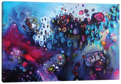 A Thousand Ways A Thousand Days Canvas Art Print