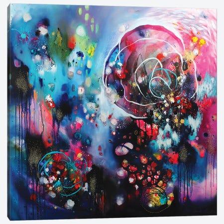 Outburst Of Joy Canvas Print #BMG36} by Brenda Mangalore Canvas Print